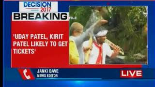 Congress likely to give 7-8 tickets to Hardik Patel: Sources - NEWSXLIVE