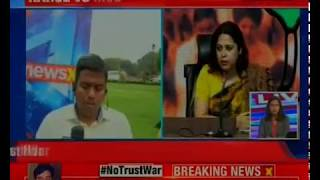 No Trust War: Rajnath Singh, Meenaxi Lekhi, Ram Vilas Paswan are likely to be NDA speakers - NEWSXLIVE