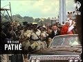 Special ! Pope In Uganda (1969)