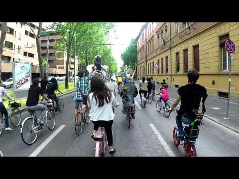 Bike Pride Bologna 2014
