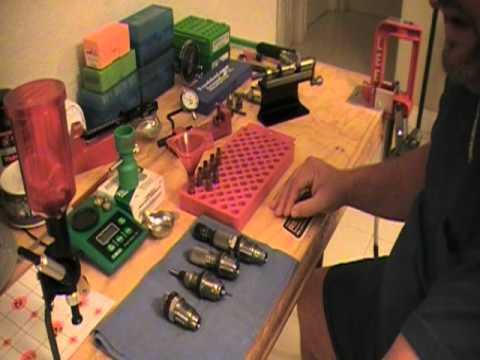 Reloading precision rifle ammunition Part 1