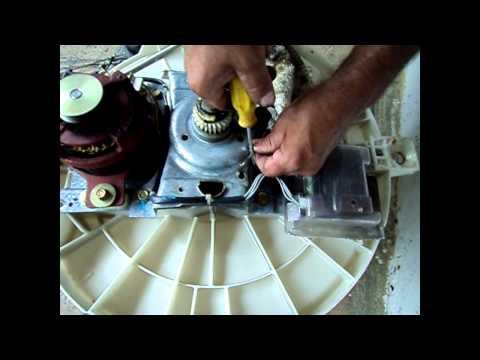Maquina de lavar Electrolux-desmontagem