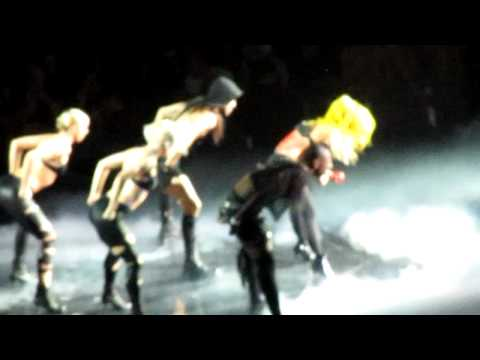 "Lady Gaga - Performing ""Teeth LIVE"" Salt Lake City, Utah - March 19 2011"