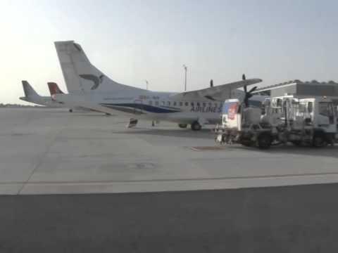 El aeropuerto de Melilla está preparado para operar vuelos comerciales nocturnos