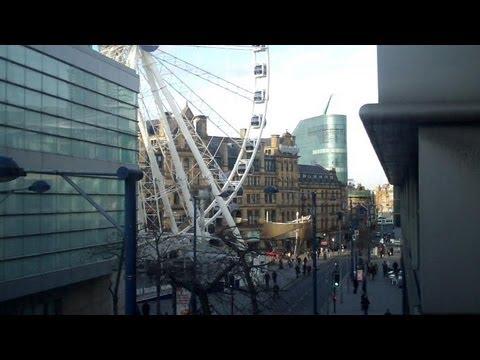 Manchester 2012, England
