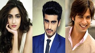 Bollywood News in 1minute - 30/09/2014 - Sonam Kapoor, Arjun Kapoor, Shahid Kapur