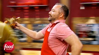 Worst Cooks in America | Fear the Lobster | Food Network - FOODNETWORKTV