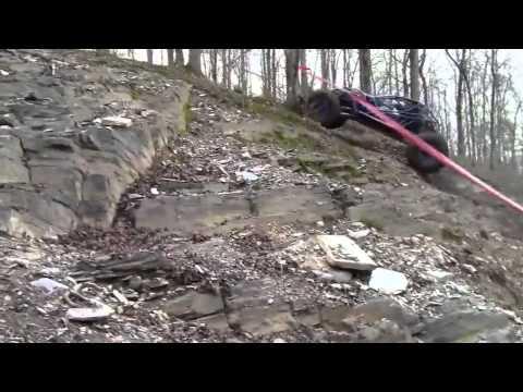 Ultra 4 VS Rock Bouncers - 4X4Nation - Hill Killin' at Superlift ORV