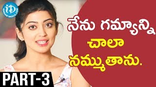 Actress Pranitha Exclusive Interview Part #3 || Talking Movies With iDream - IDREAMMOVIES