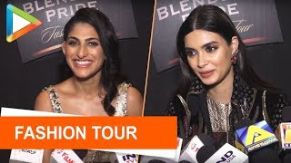 Blenders Pride Fashion Tour Preview | Diana Penty | Kubbra Sait | Rohit Bal | Part 2 - HUNGAMA