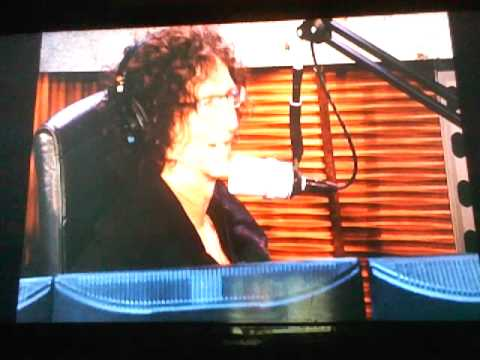 Lady Gaga Interview with Howard Stern (Part 2 of 8)