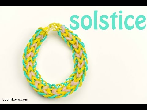 How to Make a Solstice Bracelet