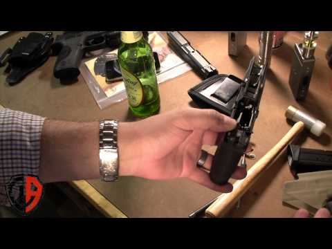 Remove Smith & Wesson M&P 9c Safety