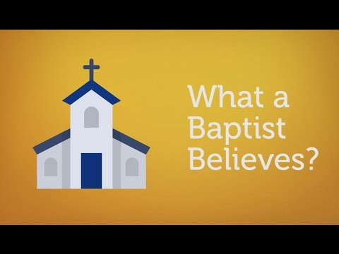Have You Ever Wondered What a Baptist Believes?