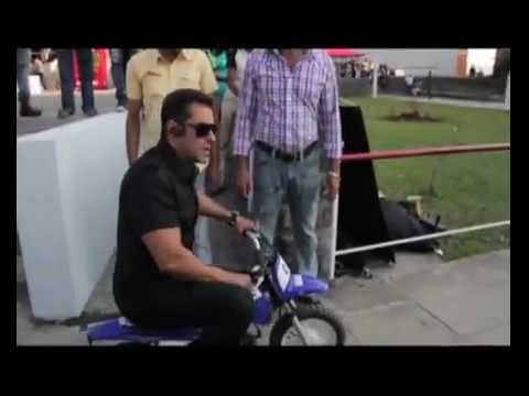Salman khan's Bike Collection in Bodyguard