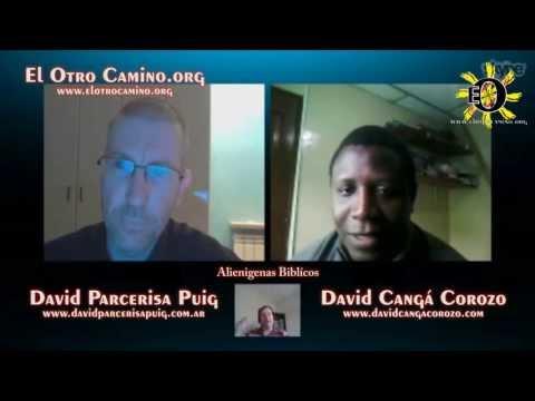 ALIENÍGENAS BÍBLICOS - El Debate, Con David Cangá y David Parcerisa