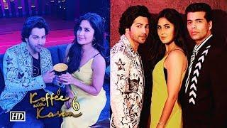 Koffee With Karan 6 | Katrina-Varun to FIGHT for Coffee Hamper - IANSINDIA
