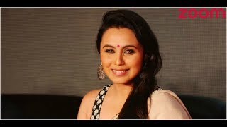 Rani Mukerji Talks About The Journey Of Women In Bollywood, And Her Movie 'Hichki' - ZOOMDEKHO