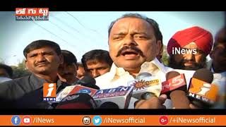 Threat To Telangana Speaker Madhusudhana Chary From Konda Family in Bhupalpally | Loguttu | iNews - INEWS
