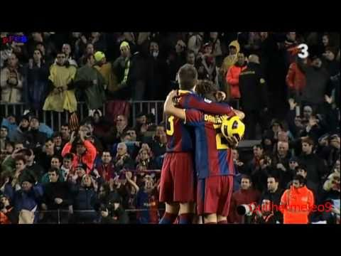 FC Barcelona vs. Real Madrid 5 0 HD EL CLASICO
