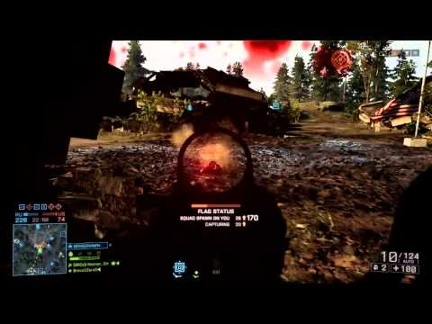 Battlefield 4™Heli RPG Ownage