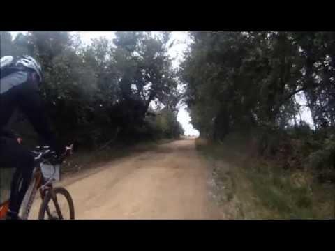 Camino frances Santiago Bici 2011 9/13 HD