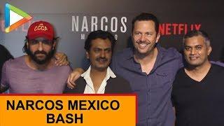 SPOTTED: Saif Ali Khan, Nawazuddin Siddiqui, Anurag Kashyap & others at Narcos Mexico Bash - HUNGAMA