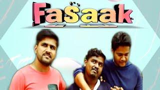 FASAAK || Telugu New COMEDY short film || Directed by Sandeep ll Penukonda - YOUTUBE