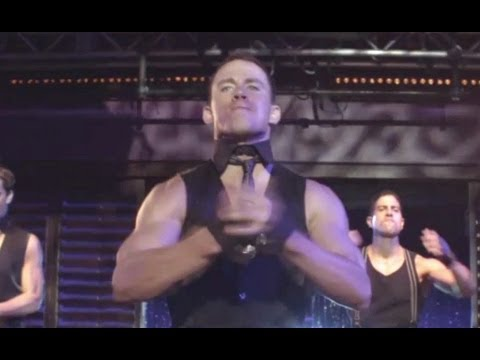Magic Mike - It's Raining Men Dance Scene Official 2012 - Channing Tatum, Alex Pettyfer (HD)