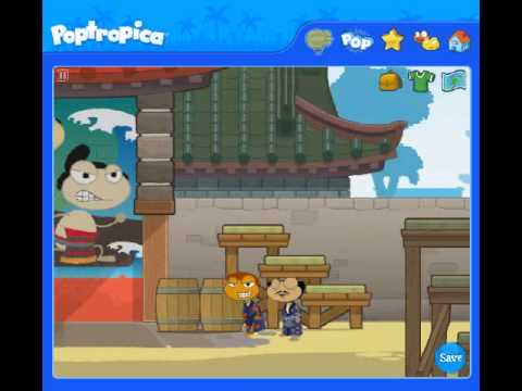 Poptropica Red Dragon Walkthrough Full