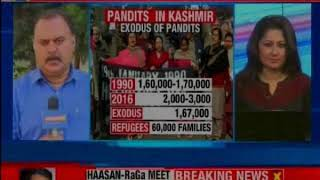It's heart wrenching stuff; Pooja brings 1000 Kashmiri Pandits to Jammu and Kashmir - NEWSXLIVE