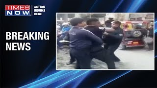 African National attacked by locals after he manhandles cop in Delhi - TIMESNOWONLINE