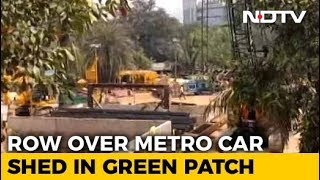 More Voices Join Resistance Against Metro Garage At Mumbai's Aarey Colony - NDTV