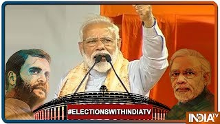 Lok Sabha elections 2019: PM Modi slams Mamata Banerjee in Asansol rally - INDIATV