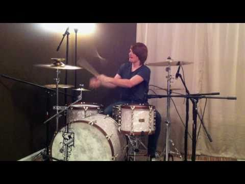 Skrillex - Scary Monsters and Nice Sprites HD Drum Cover (Studio Quality)