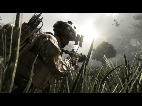 Call of Duty Ghosts Vs Modern Warfare 3 Comparison (Xbox One)