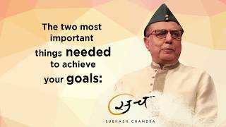 The two most important things needed to achieve your goal - ZEENEWS
