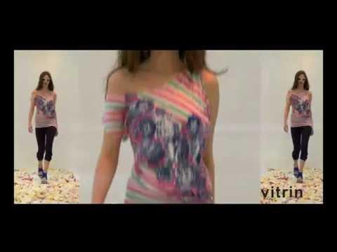 Vitrin 2012 Spring & Summer Tricot