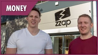 ZZap: How two teens made a fortune while still at uni - THESUNNEWSPAPER