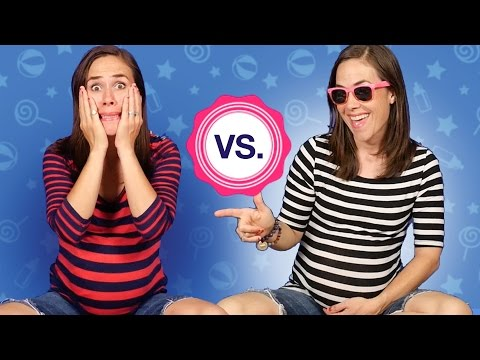 😂 1st vs. 2nd Pregnancy 😂