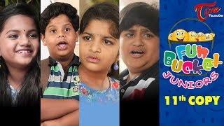Fun Bucket JUNIORS | Episode 11 | Kids Funny Videos | Comedy Web Series - TELUGUONE