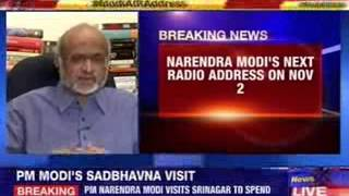 Narendra Modi 'Mann ki baat' address on November 2 - NEWSXLIVE