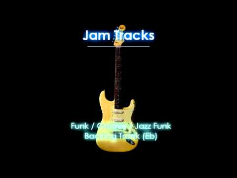 Funk - Groove - Jazz Funk - Backing Track