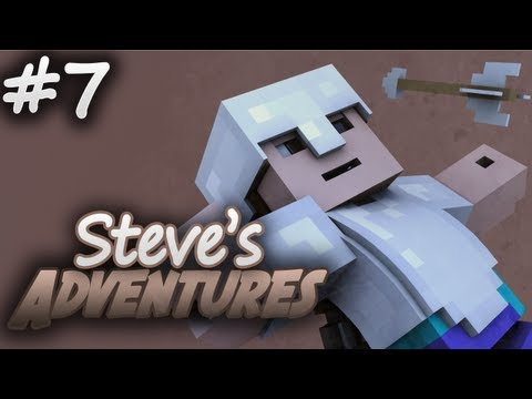 Minecraft Steve s Adventures Dangerous Jungle Episode 7