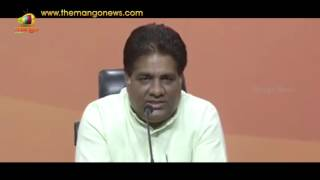 Bhupendra Yadav Address Media On PM Modi's Meet With CMs of 13 BJP Ruled States | Mango News - MANGONEWS