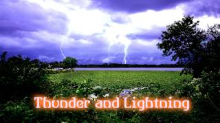 Royalty Free :Thunder and Lightning