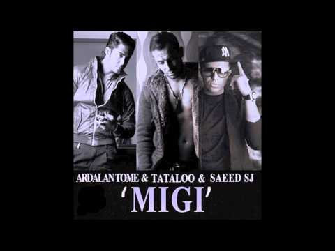 Amir Tataloo FT Ardalan Tomeh Ft Saeid SJ - Migi [2011] + Lyrics