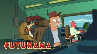 FUTURAMA | Season 6, Episode 16: Prison Break | SYFY - SYFY