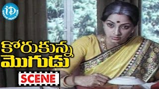 Korukunna Mogudu Movie Scenes - Shoban Babu's Friend Meets With An Accident || Jayasudha - IDREAMMOVIES