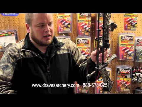 2013 Mathews Creed Set Up by Draves Archery